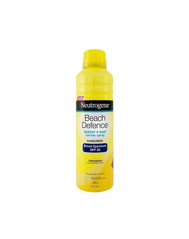 Neutrogena Beach Defence Water + Sun Barrier Spray SPF 50