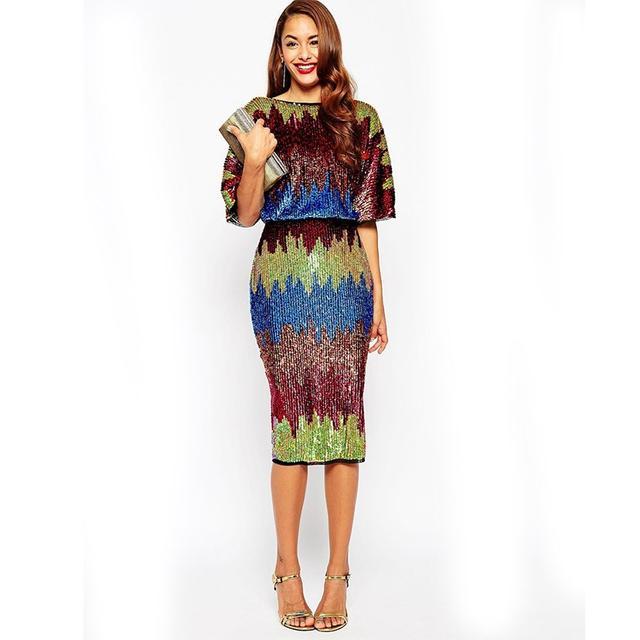 ASOS Kimono Midi Dress