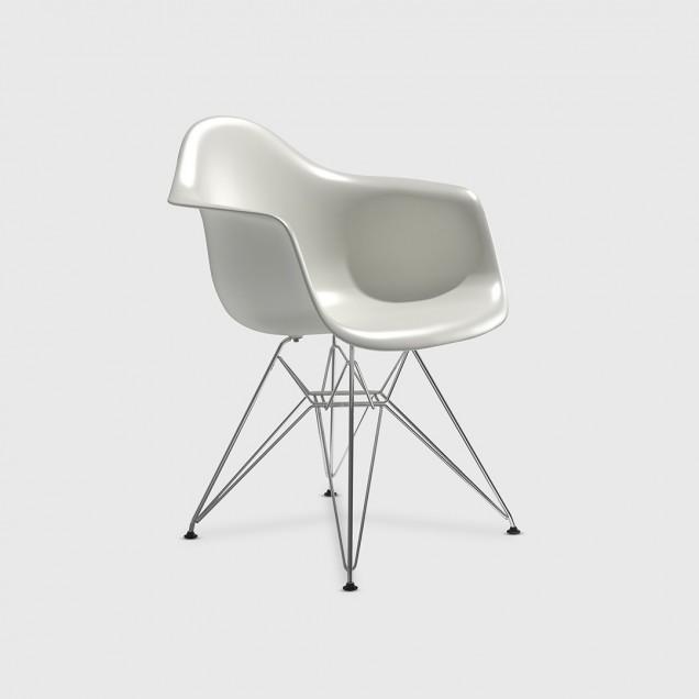 Eames Moulded Plastic Eiffel Armchair