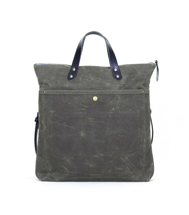 Max & Moritz Felix Waxed Canvas Bag