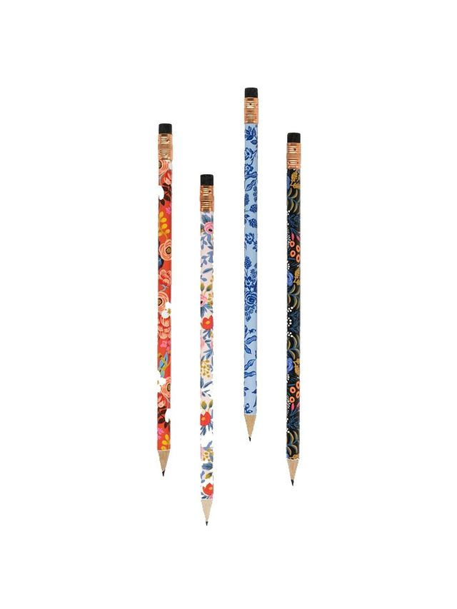 Rifle Paper Co. Floral Writing Pencils