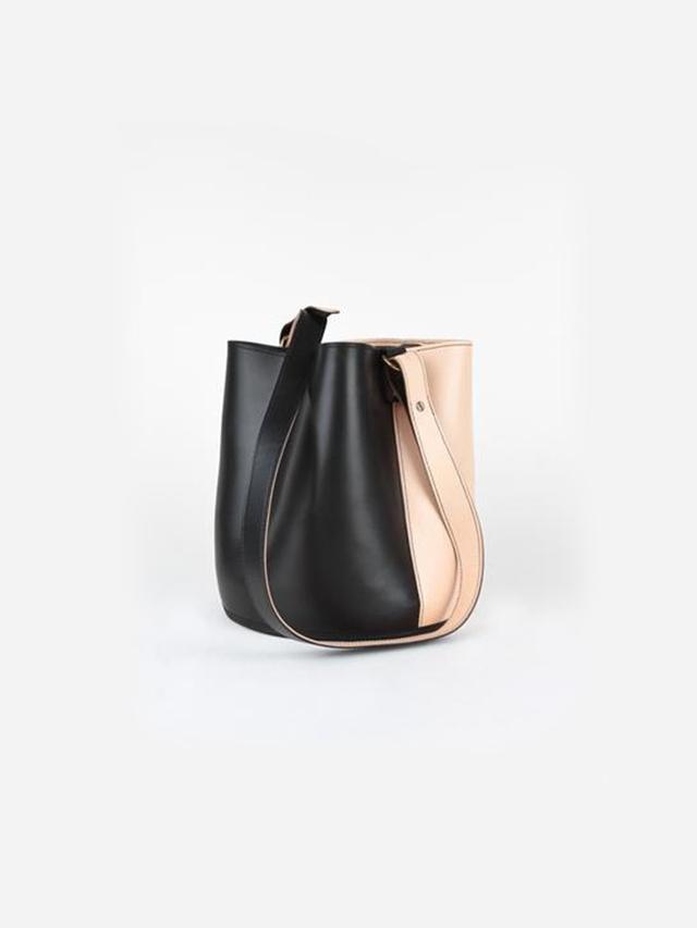 Creatures of Comfort Bucket Bag Small Bicolor