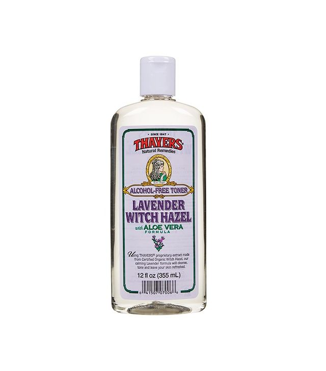 Thayers Alcohol-Free Witch Hazel with Organic Aloe Vera Formula Toner, Lavender