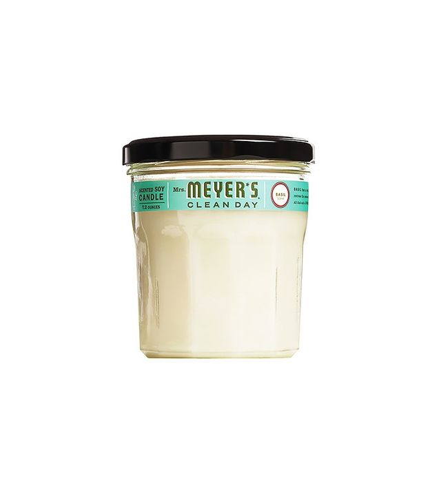Mrs. Meyer's Scented Soy Candle Basil