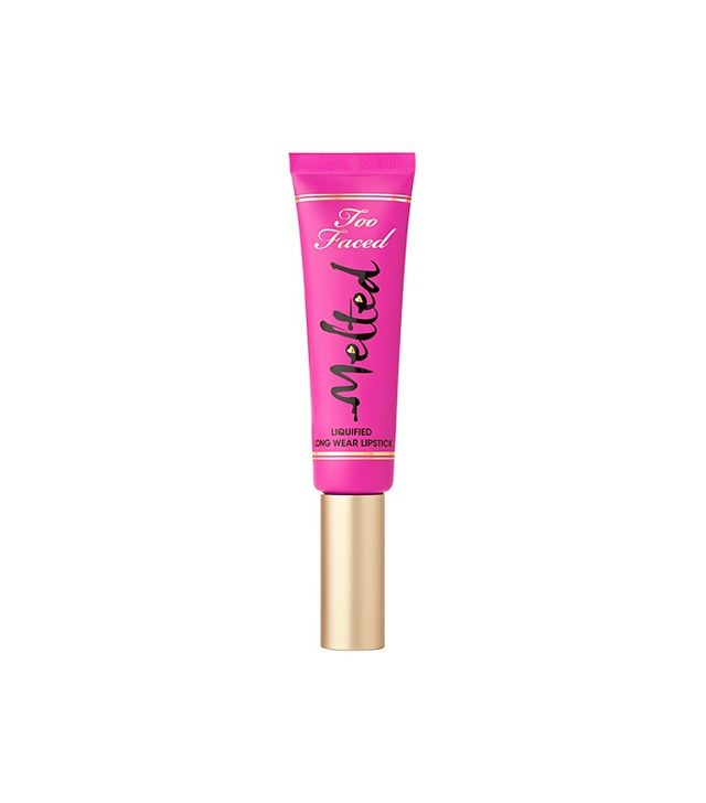 Too Faced Melted Liquid Lipstick in Melted Fuschia