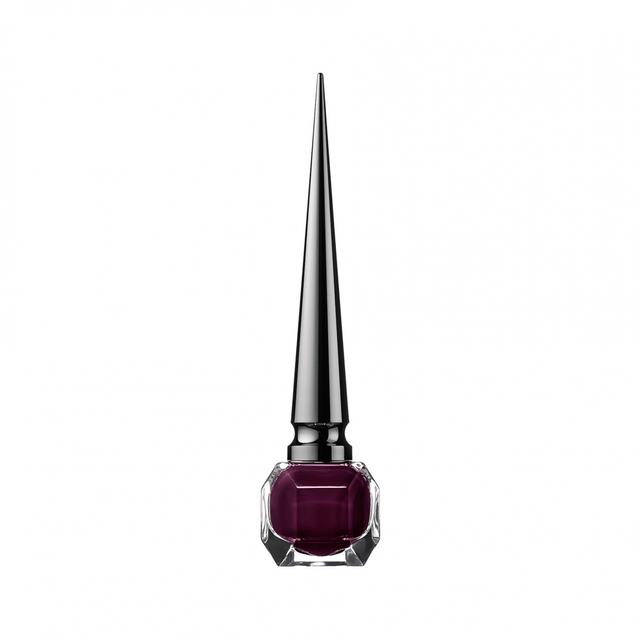 Christian Louboutin Nail Colour: The Noirs in Lady Page