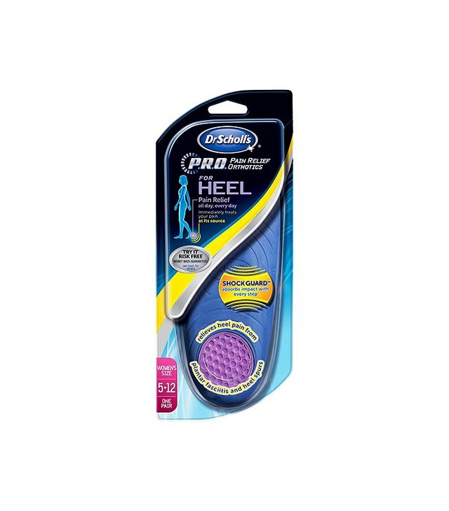 Dr.Scholl's P.R.O. Pain Relief Orthotics for Heel Pain Relief