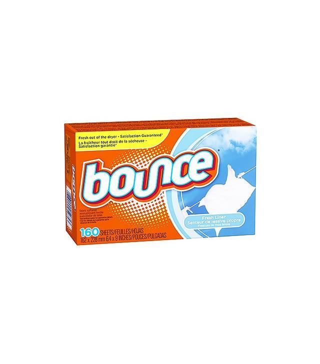 Bounce Fabric Softener Sheets, Fresh Linen