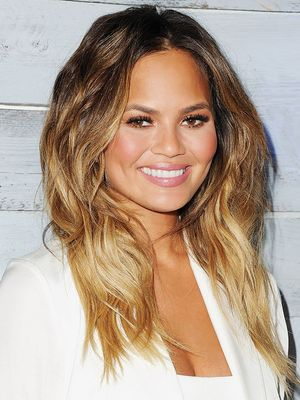 Chrissy Teigen Is Playing Hair Model in Mane Addicts' New Class