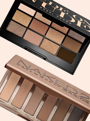 The Prettiest Neutral Eye Shadow Palettes