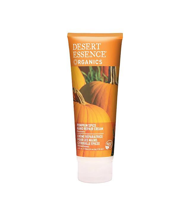 Desert Essence Organics Pumpkin Spice Hand Repair Cream