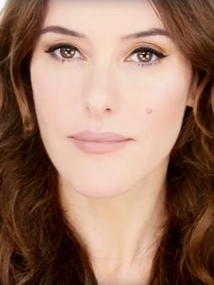 Lisa Eldridge's Universally Flattering Makeup Look
