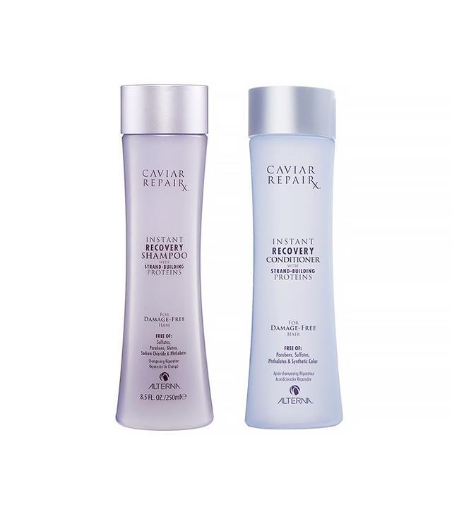 Alterna Caviar Repair Rx Instant Recovery Shampoo and Conditioner