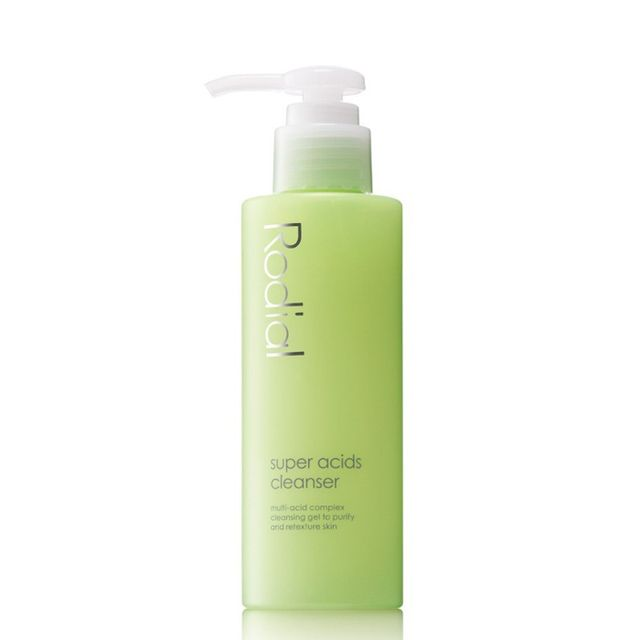 How to get rid of blackheads: Rodial Super Acids X-treme Exfoliating Glycolic Cleanser