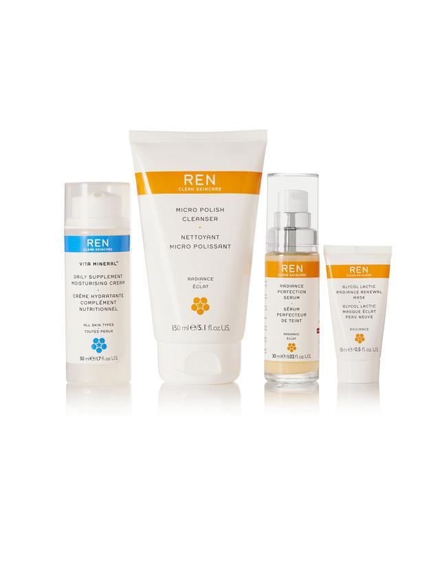 REN Skincare Radiance Virtual Bundle