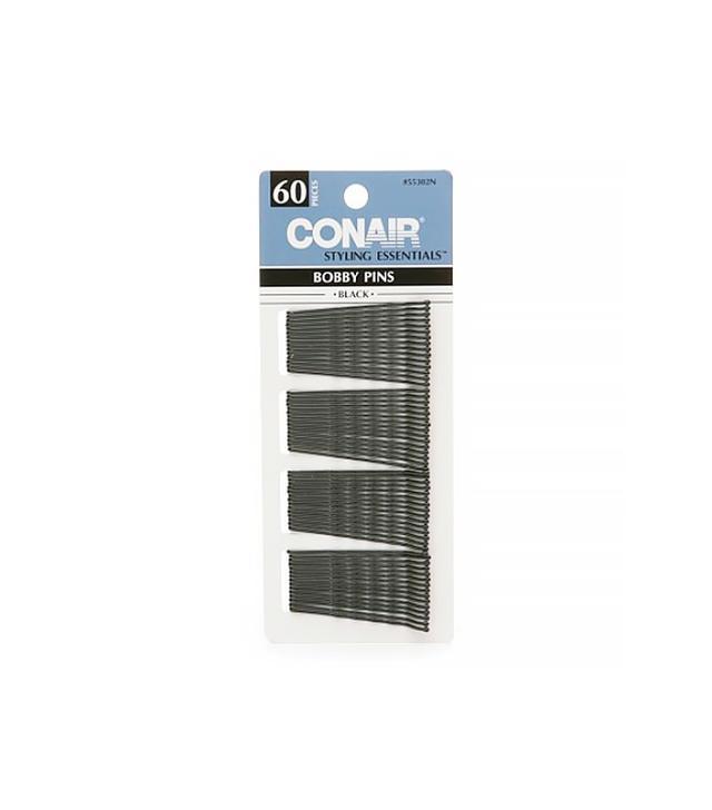 Conair Styling Essentials Bobby Pins Black