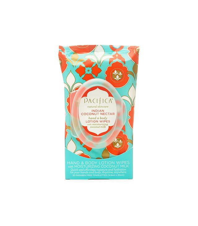 Pacifica Pacifica Indian Coconut Nectar Hand & Body Wipes