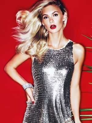 GUESS's Holiday Campaign Is All About the NYE Vibes