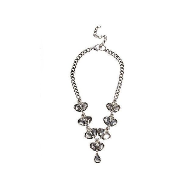 GUESS Lisa Stone Drop Necklace