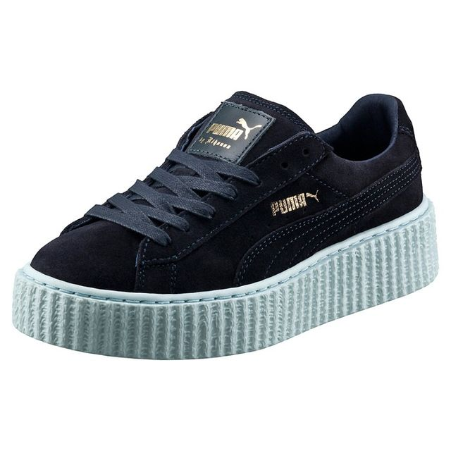 puma new. puma by rihanna creepers new whowhatwear
