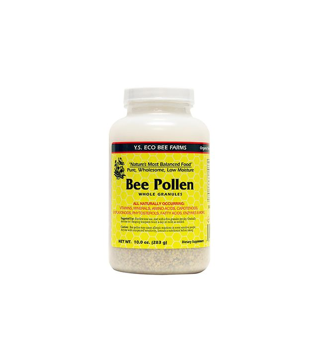 YS Eco Bee Farms Bee Pollen Whole Granules