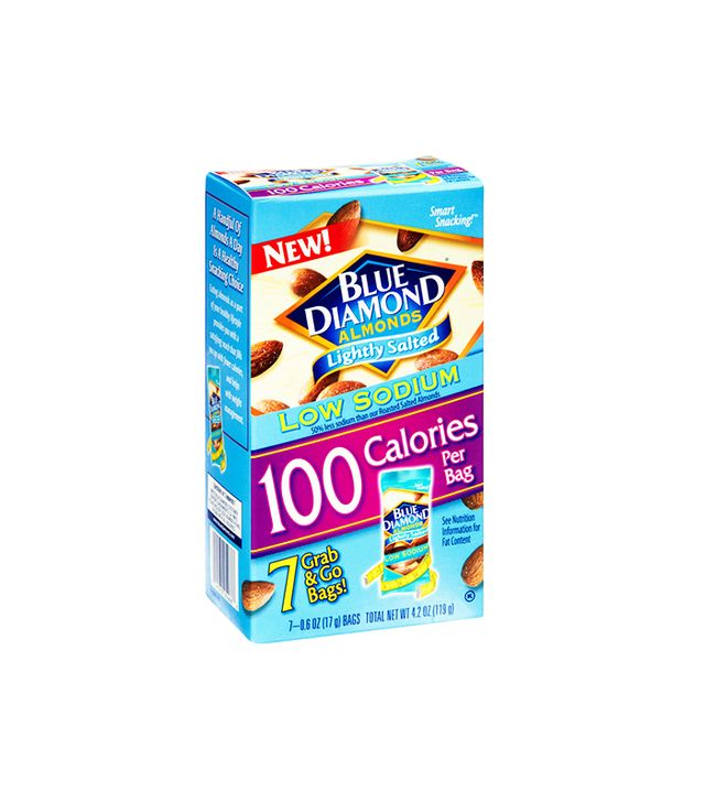 Blue Diamond Almonds 100 Calorie Bags, Lightly Salted