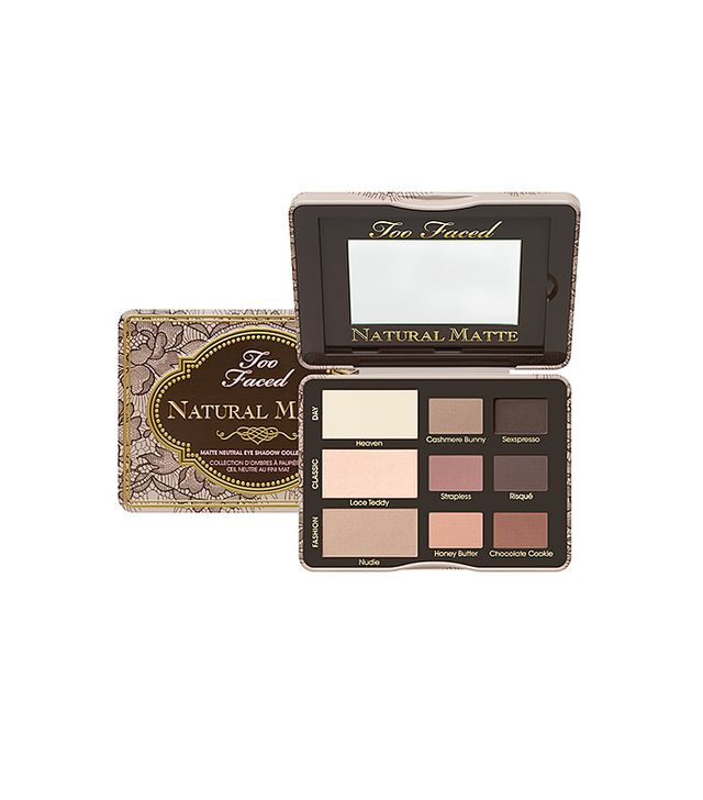 Too Faced's Matte Neutral Eye Shadow Collection