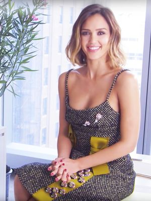 Jessica Alba on Her Best (and Worst) Beauty Looks