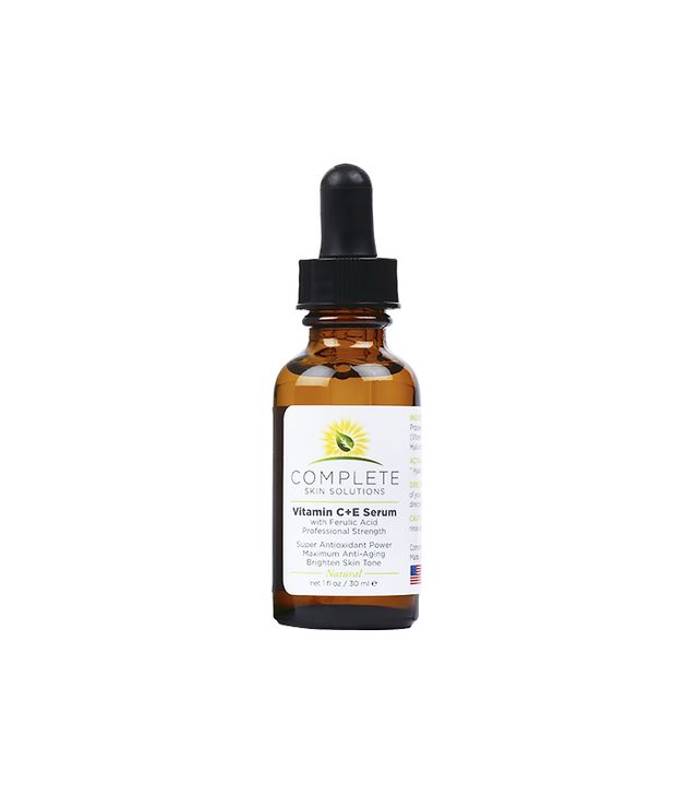 Complete Skin Solutions Vitamin C + E Serum With Ferulic Acid