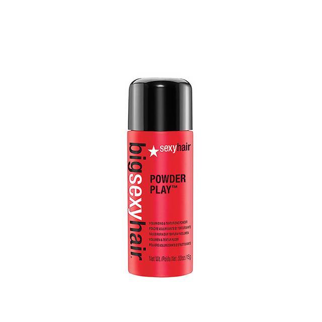 How to tame baby hair: Big Sexy Hair Powder Play Volumizing & Texturizing Powder