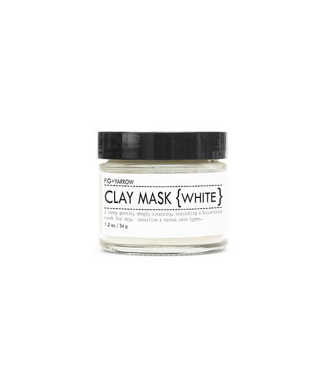 Fig + Yarrow White Clay Mask