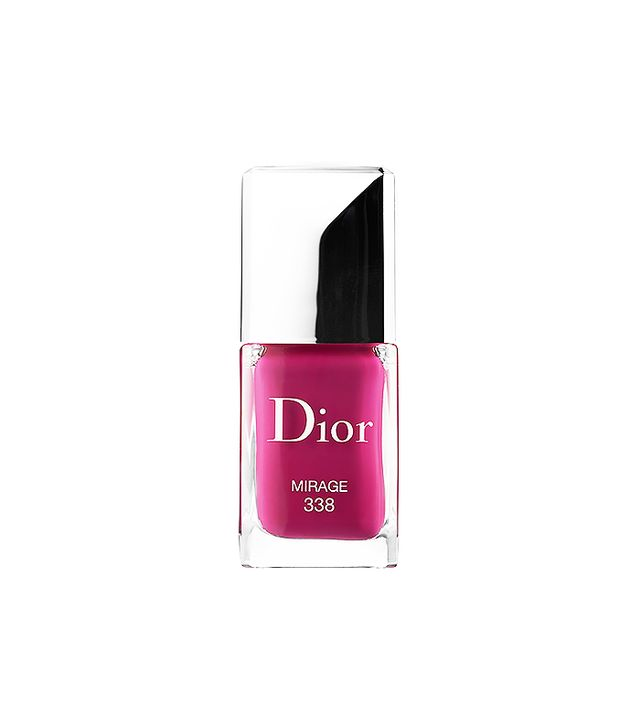 Dior Vernis Gel Shine and Long Wear Nail Lacquer & Top Coat