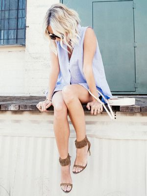 How to Wear Fall's Must-Have Heels Like Your Favourite Bloggers