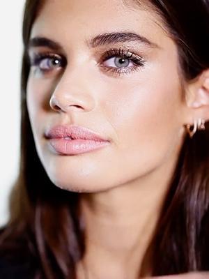 Charlotte Tilbury Makes Over a Victoria's Secret Model