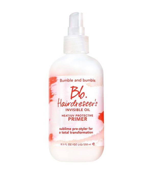 Best leave in conditioners: Bumble and bumble Hairdresser's Invisible Oil Primer