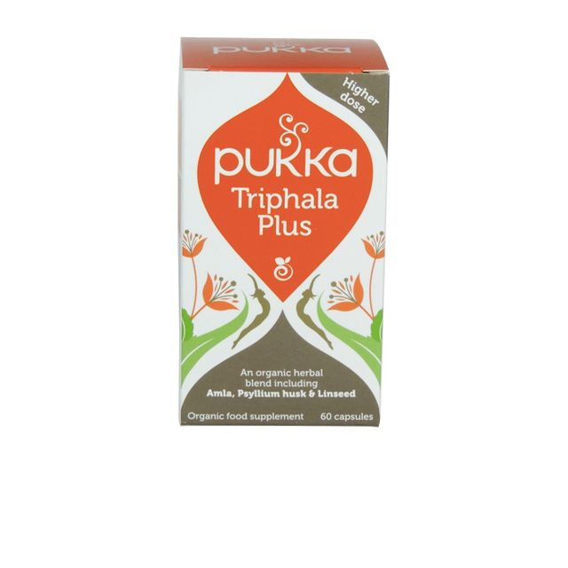 Body wraps: Pukka Herbs Digestif