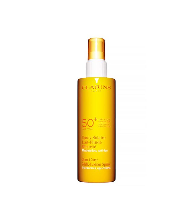 Clarins Sun Care Milk-Lotion Spray SPF 50