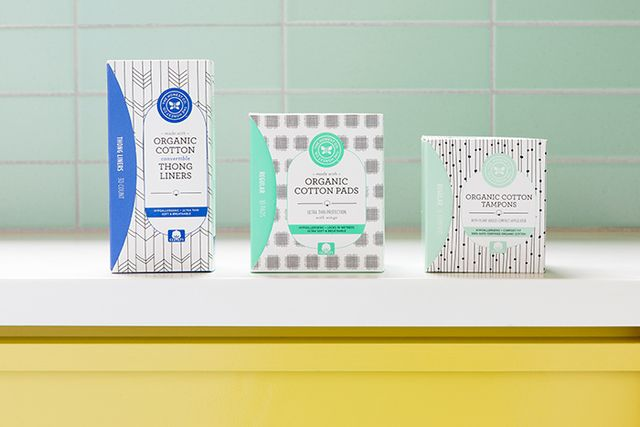 The Honest Company Organic Cotton Pads