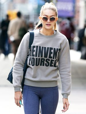 The One Workout EVERY Model Is Obsessed With