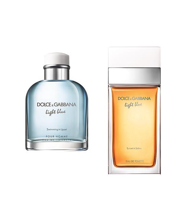 Dolce&Gabbana Light Blue Sunset in Salina