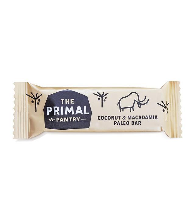 The Primal Pantry Coconut & Macadamia Paleo Bar (Pack of 18)