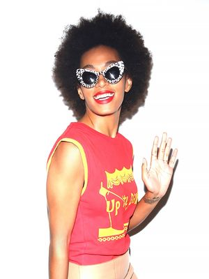 Is Solange the Queen of Bold Beauty?