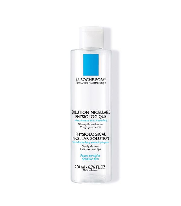 Best micellar water: La Roche Posay Physiological Micellar Solution