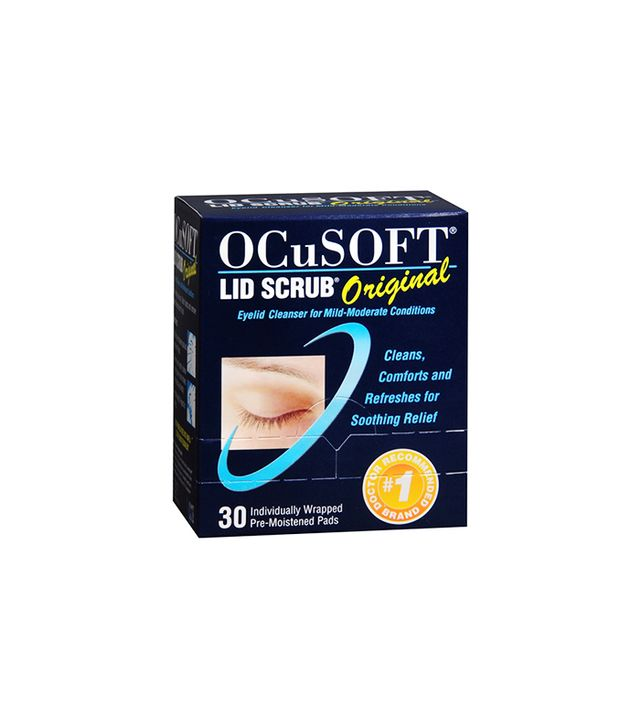 OccuSoft Lid Wipes