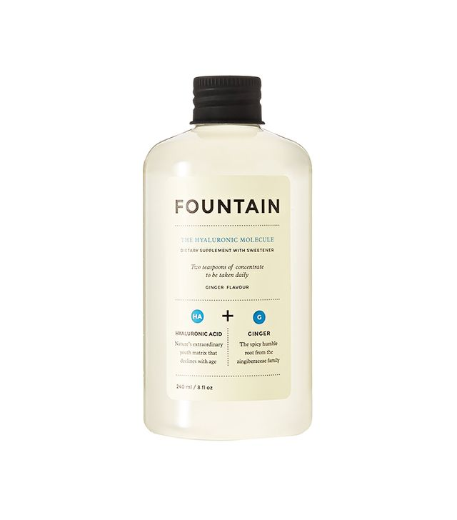 Fountain The Hyaluronic Acid Molecule