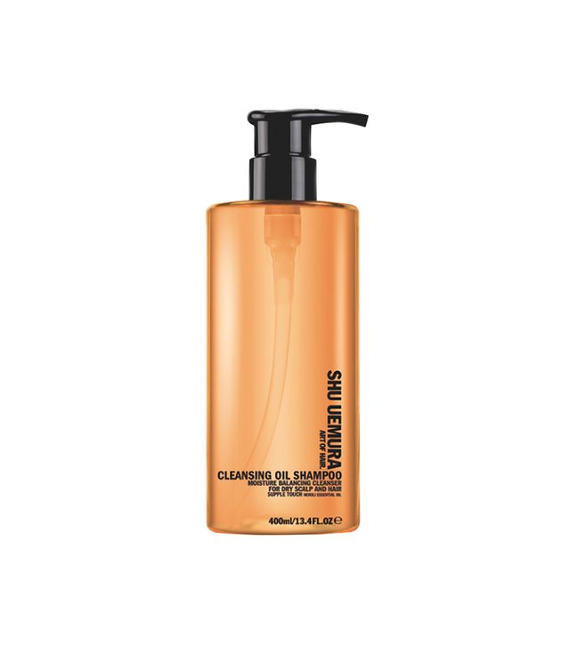 Shu Uemura Cleansing Oil Shampoo Moisture Balancing Cleanser for Dry Hair and Scalp