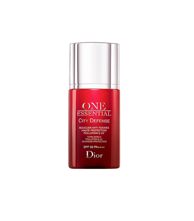 Dior One Essential City Defense Toxin Shield Pollution & UV Advanced Protection SPF 50