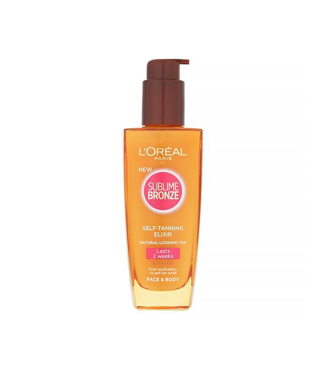 L'Oréal Sublime Bronze Self Tanning Serum