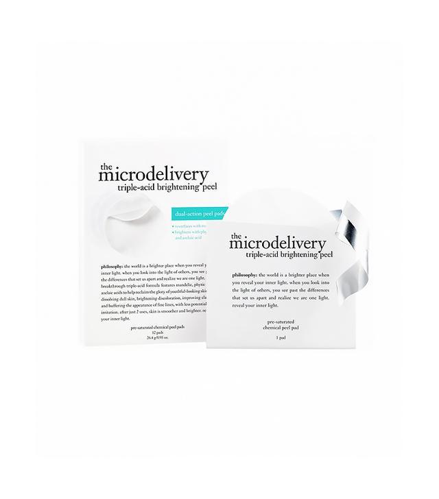Philosophy The Microdelivery Triple-Acid Brightening Peel