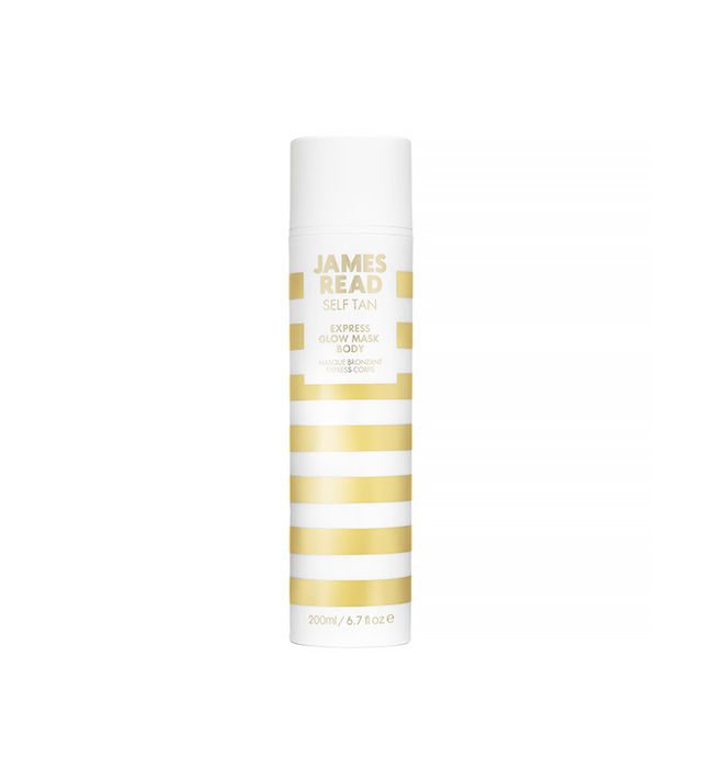 James Read  Express Glow Mask—Body